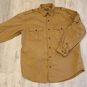 ORVIS Bush button up shirt